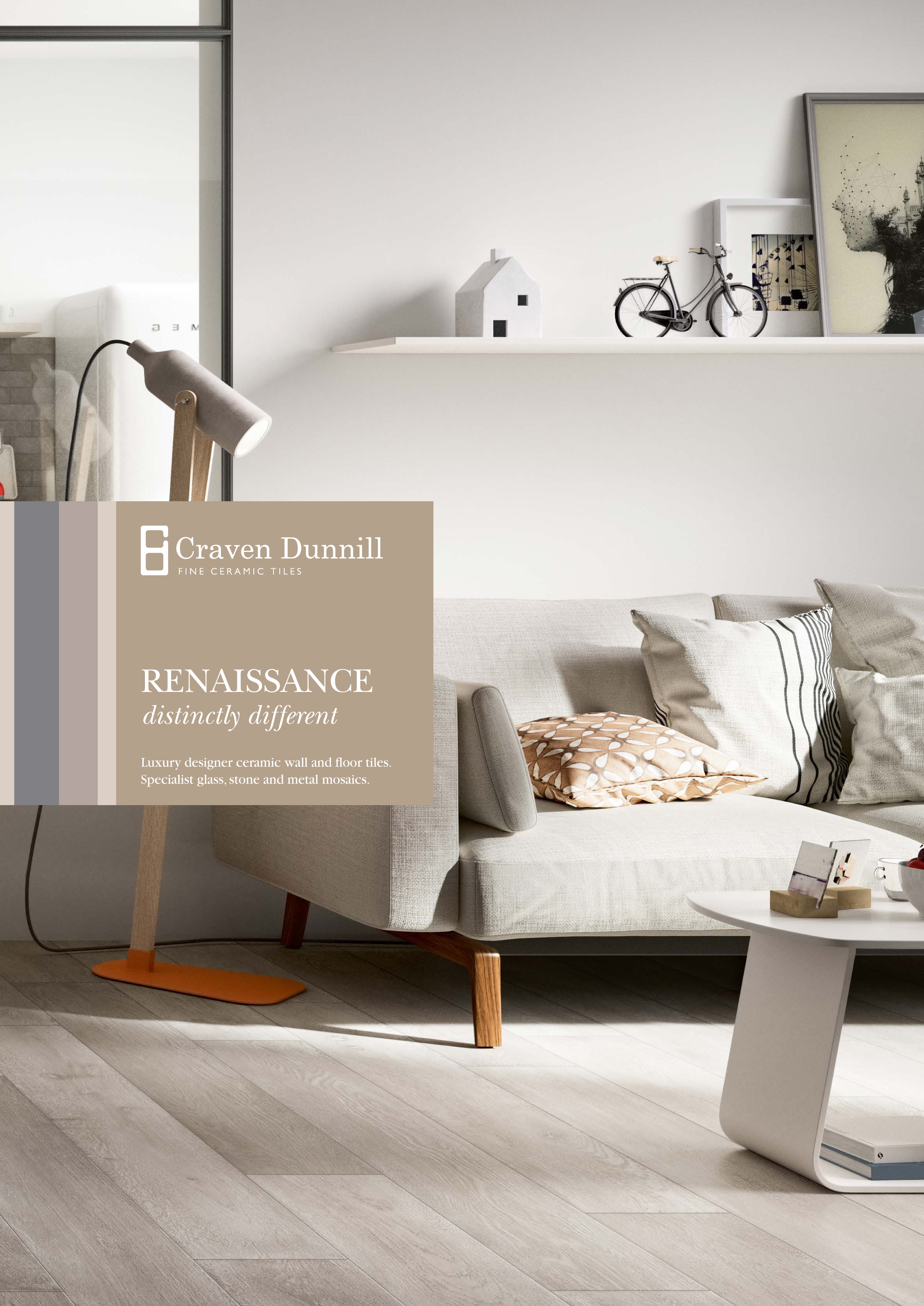 Craven dunnill launches inspiring new catalogue featuring 136 pages and over 70 ranges of wall and floor tiles the catalogue is a visually enticing reference for any would be tile purchaser looking for dailygadgetfo Images
