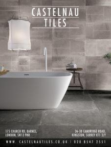 CASTELNAU TILES - NEW BATHROOM AD