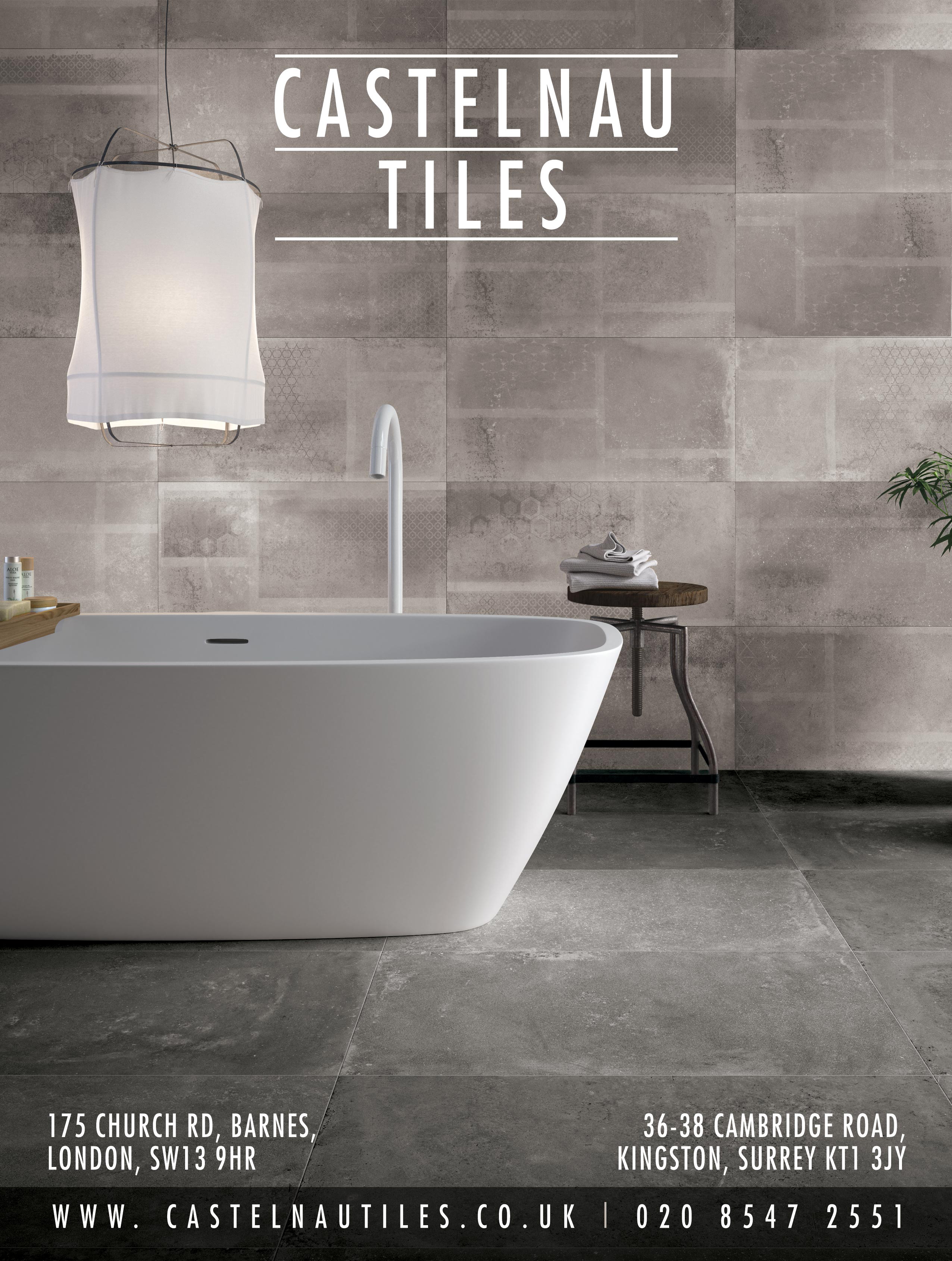 sales opportunity with castelnau tiles