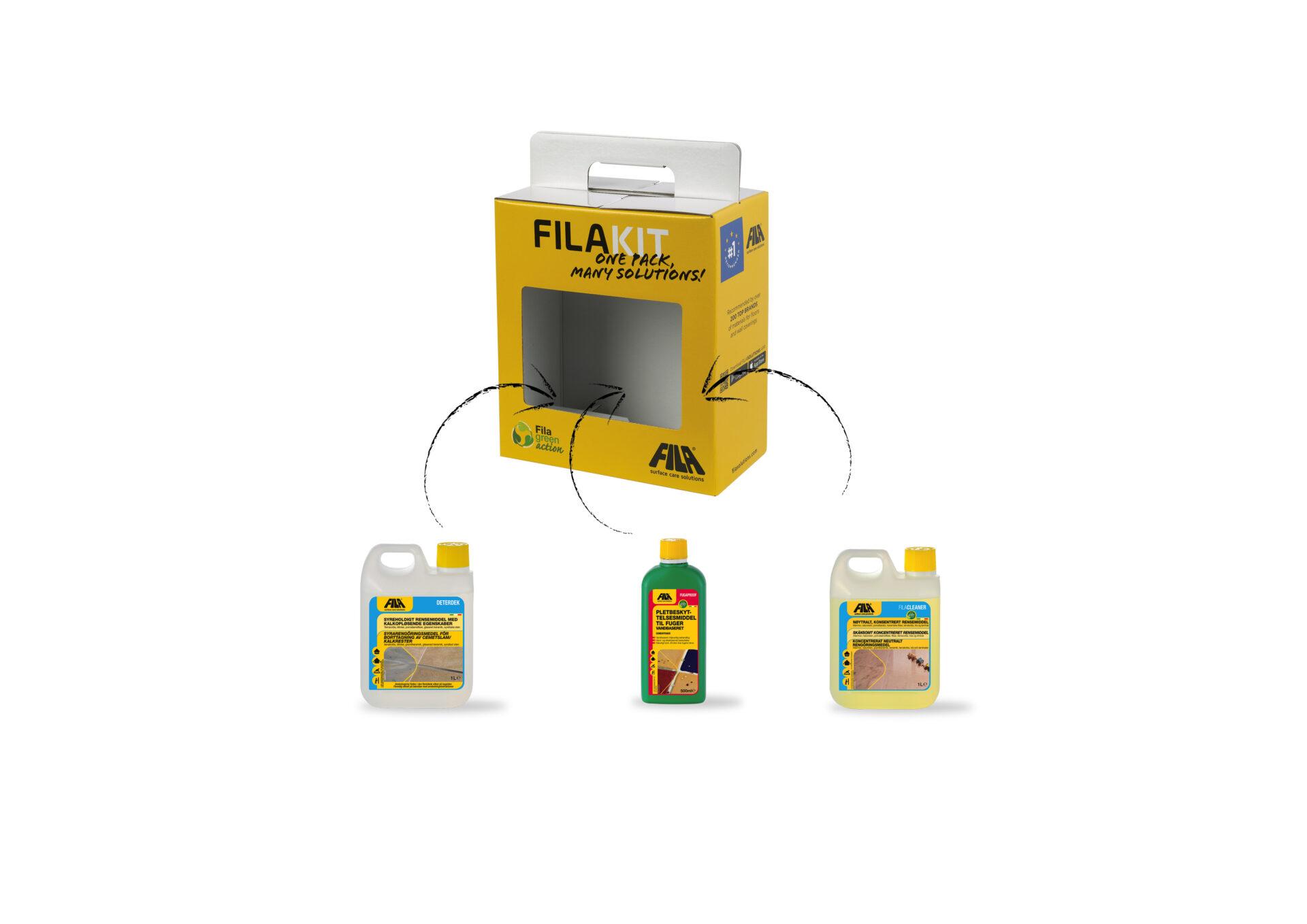 Tile Care Made Easy With New Fila Kit Tilezine