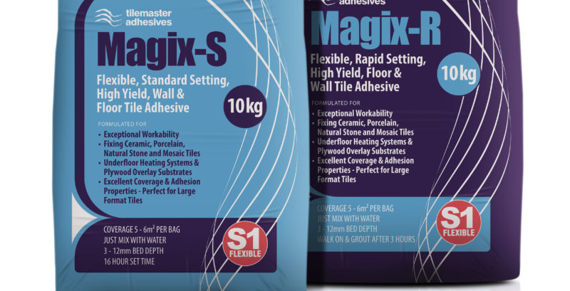 Less Does More With New Tilemaster Magix Tilezine