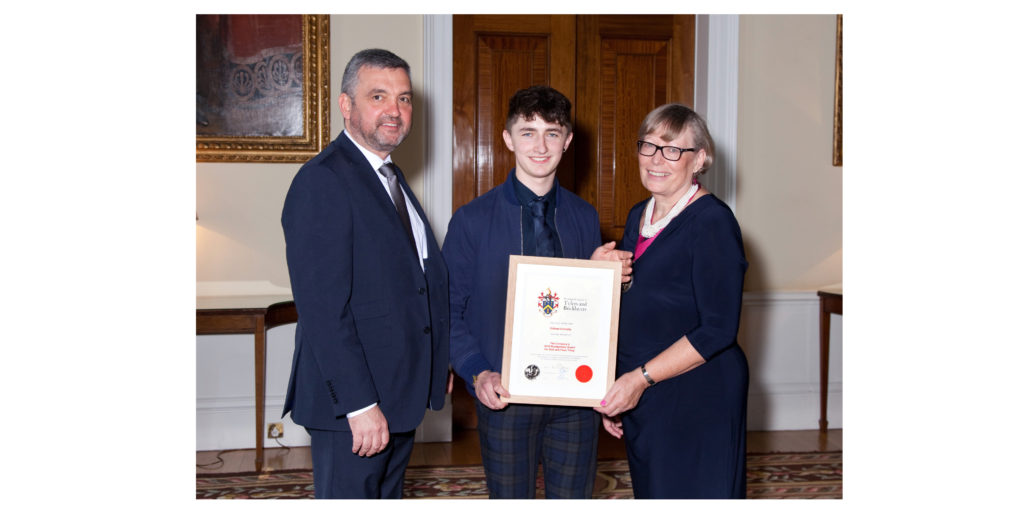 Odhran Connelly Wins Worshipful Company S Craft Award